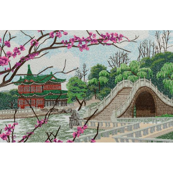 Романтическая пагода
