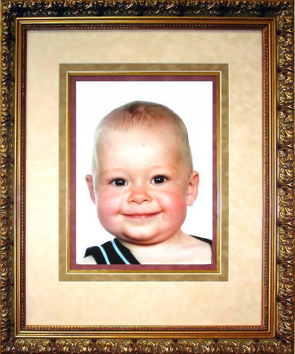 Вышивка портрета по цена