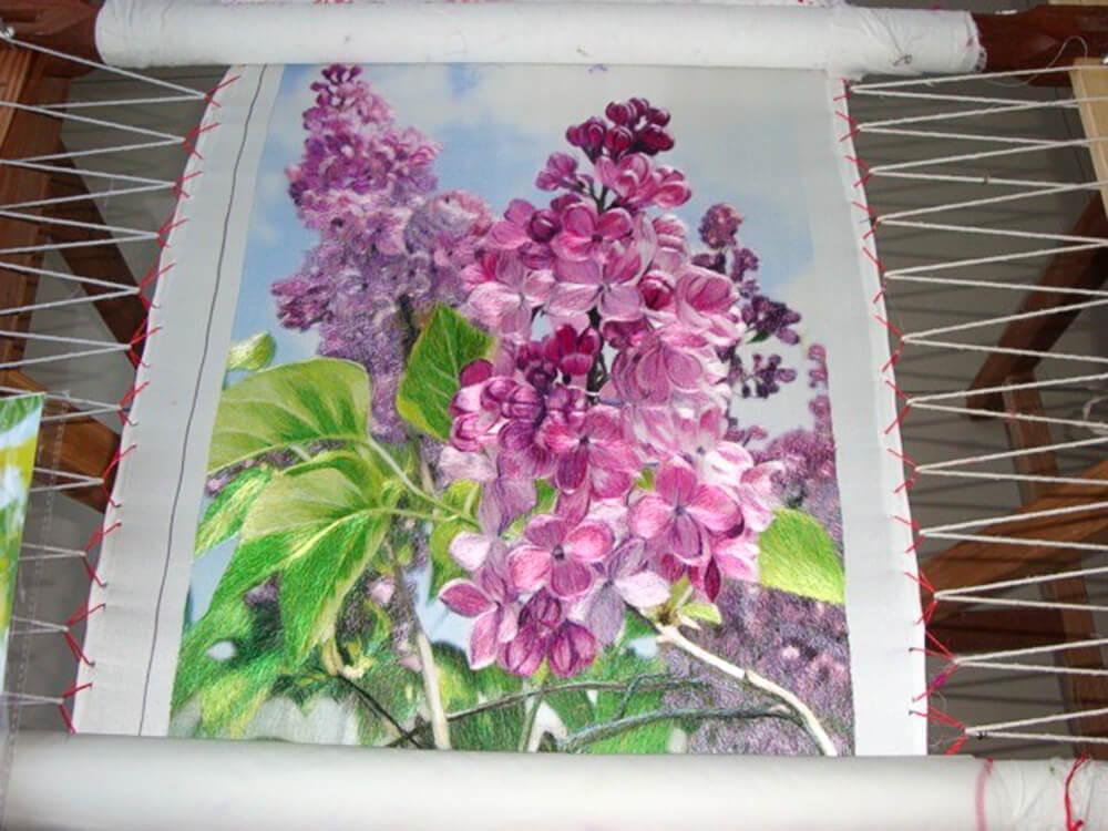 Вышивка ручная на заказ цены фото
